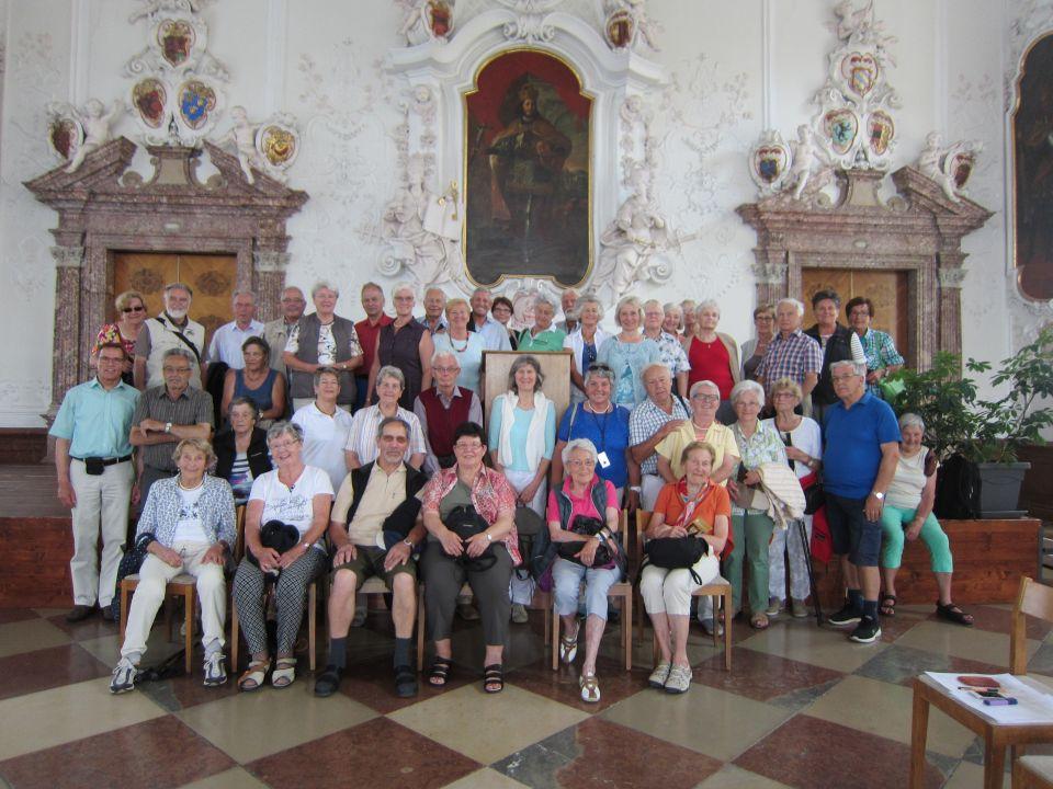 Kulturreise der Senioren