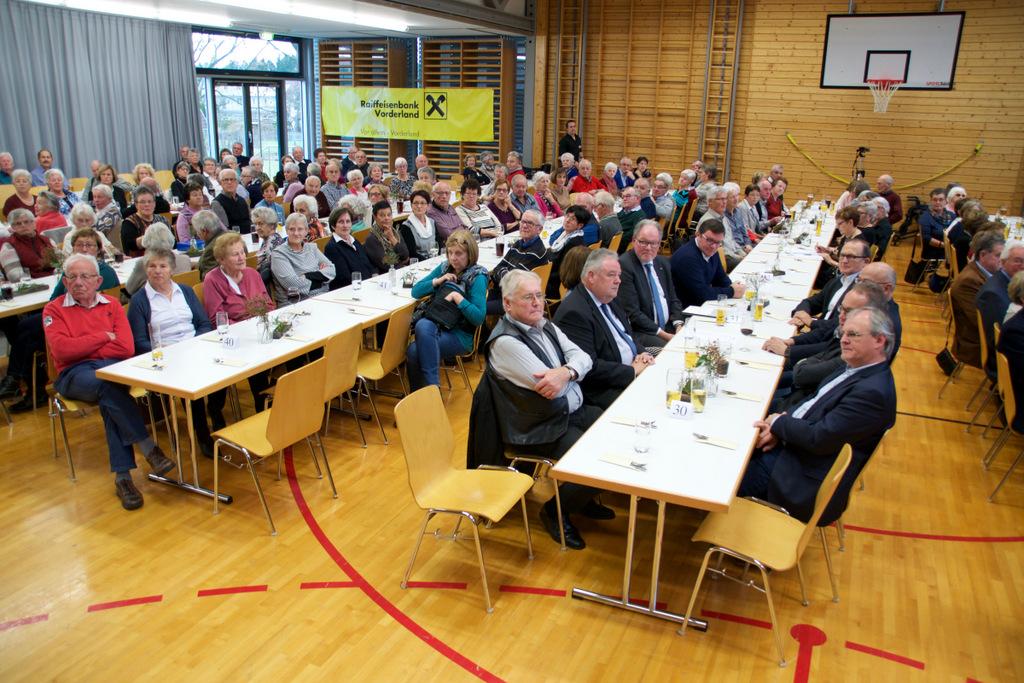 Fulminante Jubiläumsfeier – 30 Jahre Seniorenbund Sulz