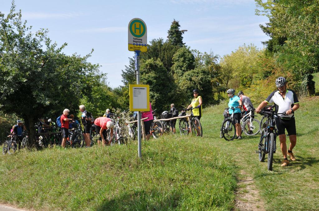 Fahrrad- und Wandertag am Bodensee