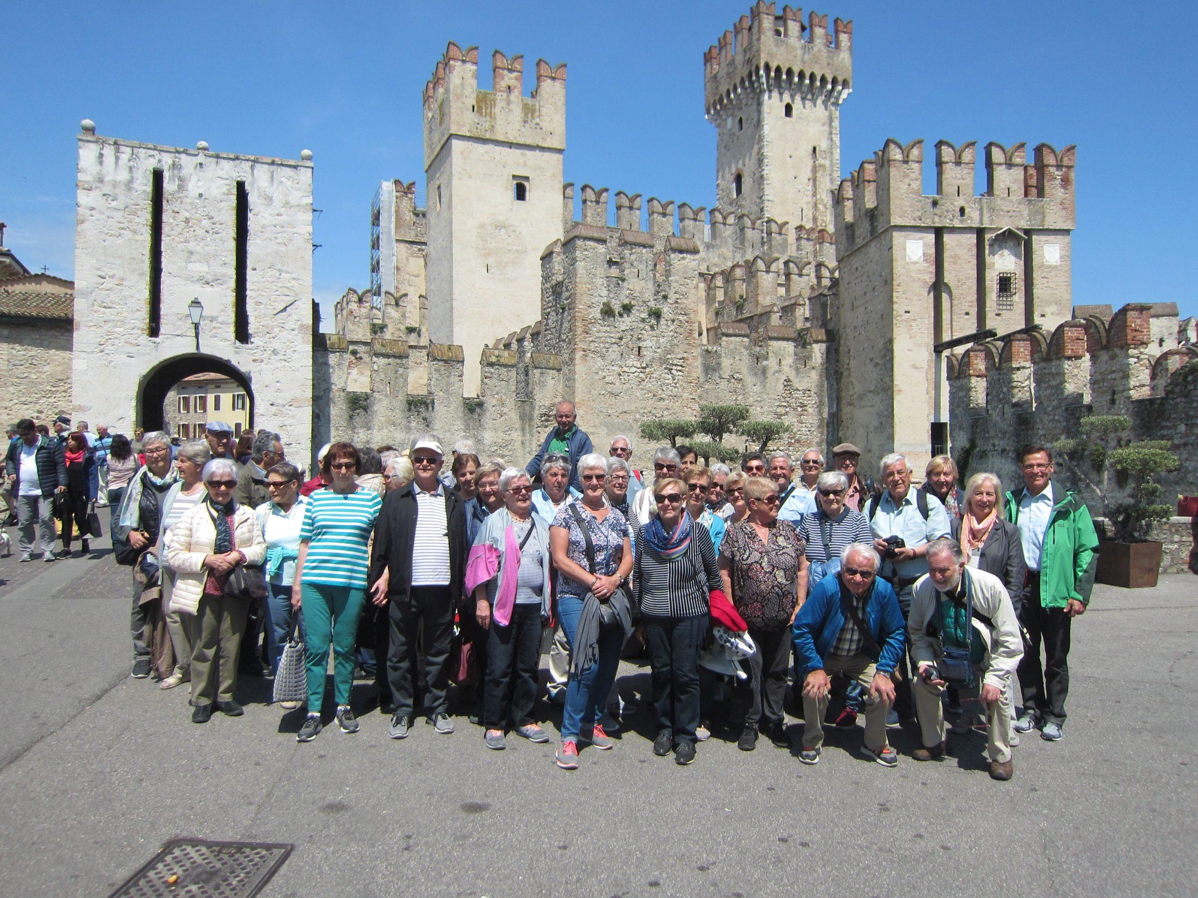 Seniorenreise zum Gardasee