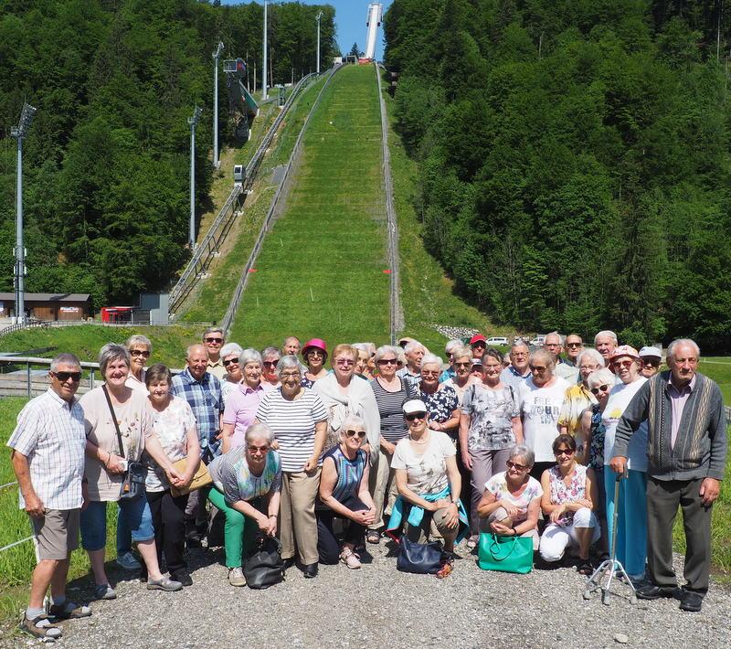 Seniorenbund Sulz-Röthis-Viktorsberg im Stillachtal im Allgäu