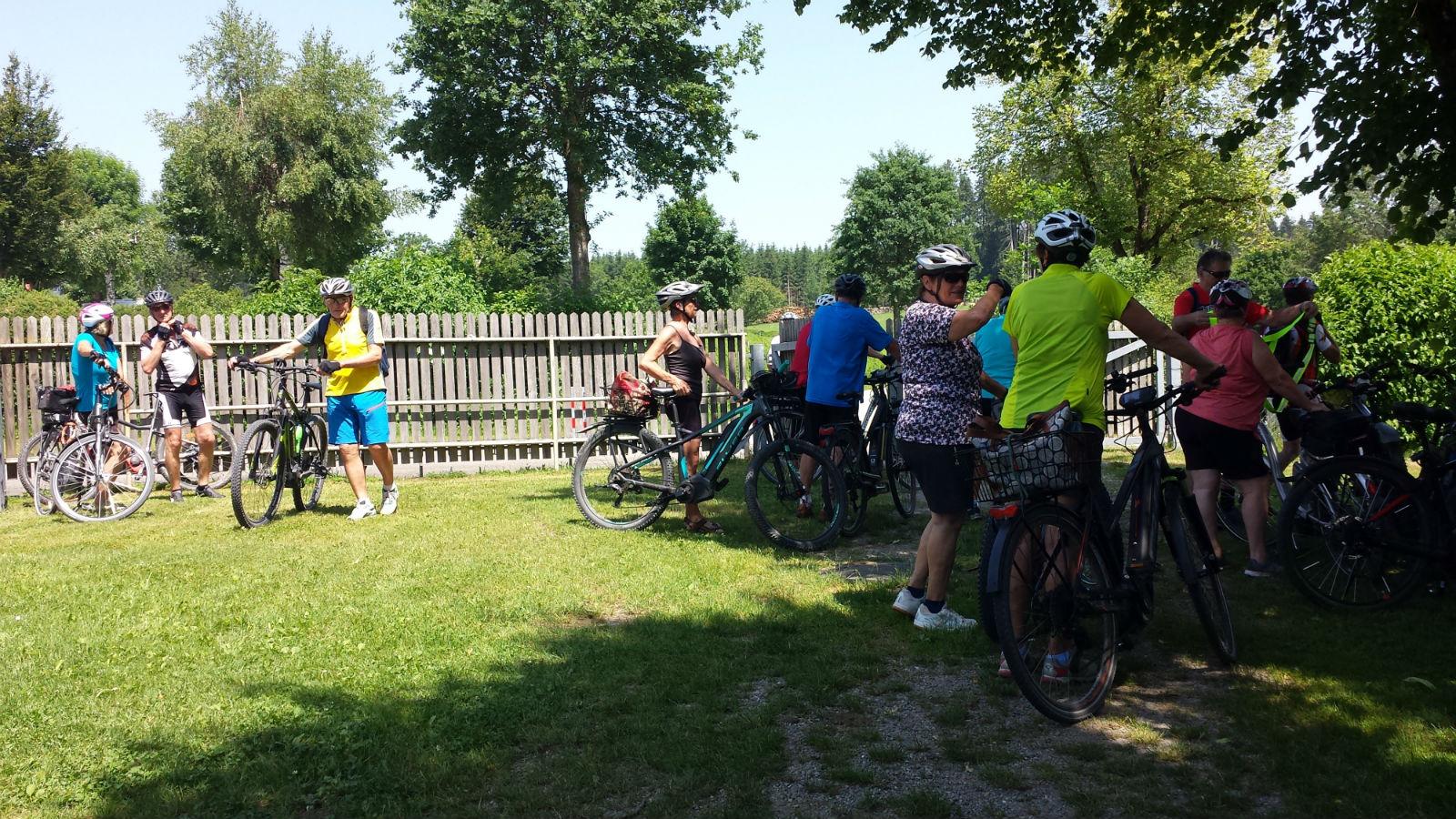 Allgäu Radtour