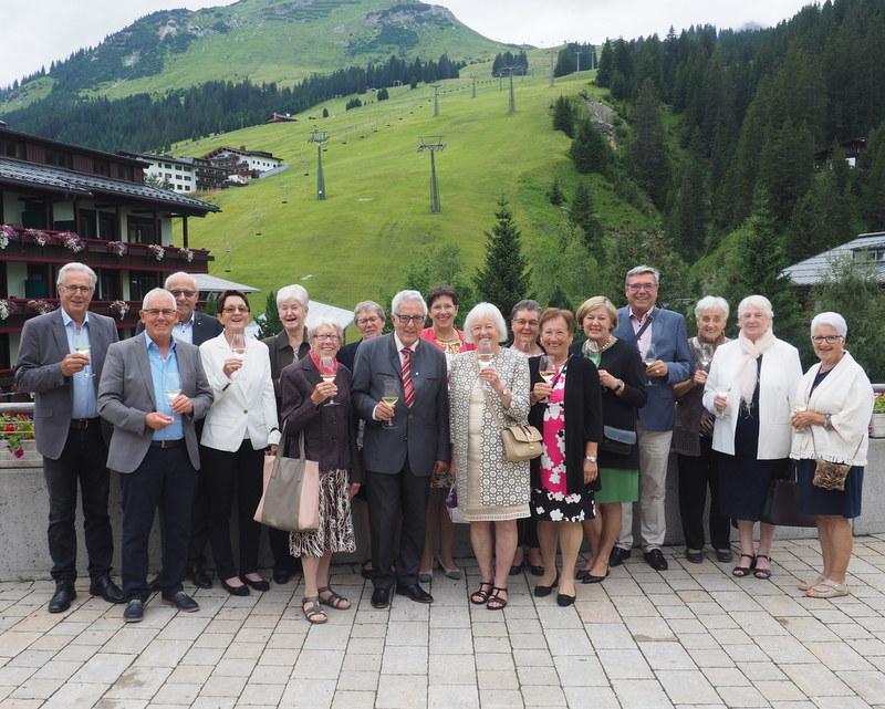 Seniorenbund Sulz-Röthis-Viktorsberg beim 8. Lech Classik Festival
