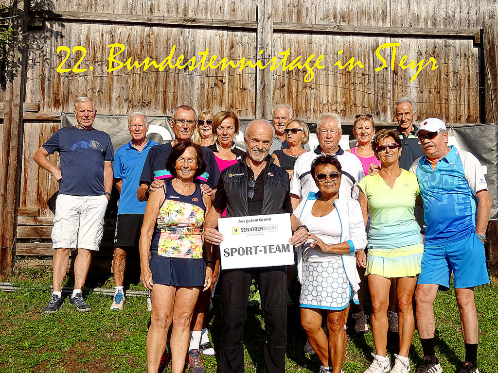 22. Bundes-Tennis-Tage 2019