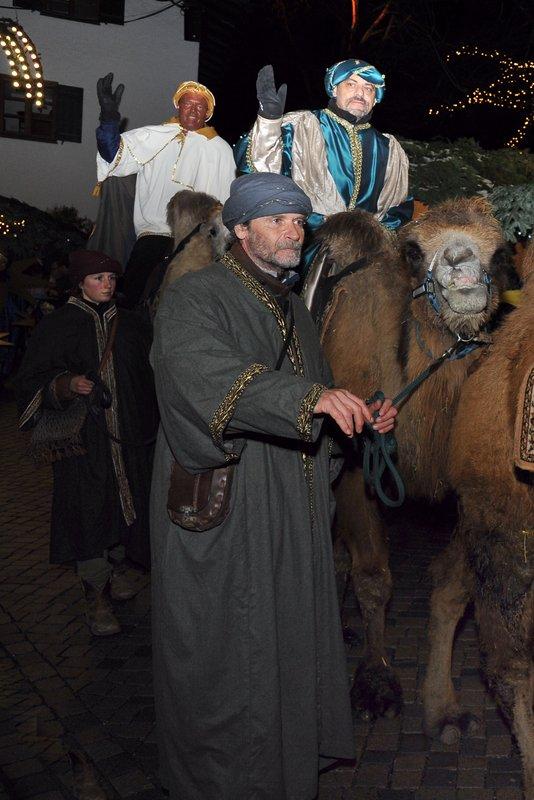 Seniorenbund Höchst am Weihnachtsmarkt in Bad Hindelang - Image 12