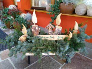Information zur Weihnachtszeit