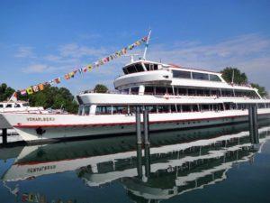Bodenseeschifffahrt -------------------------------- Verschiebung auf 25.09.2020