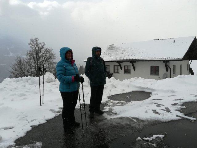 05.02.2020 Winterwanderung Bartholomäberg - Image 1