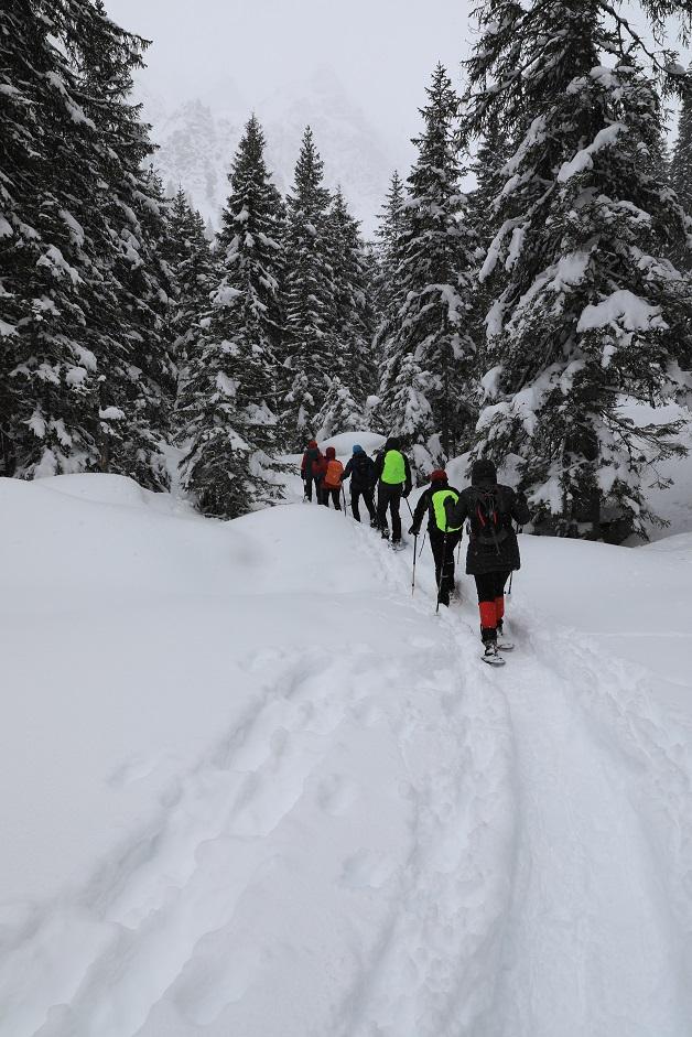 Schneeschuhwanderung in Gargellen - Image 10