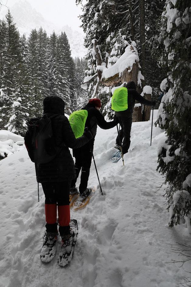 Schneeschuhwanderung in Gargellen - Image 11