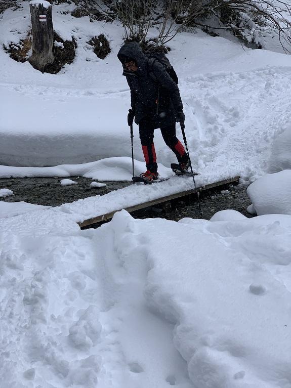 Schneeschuhwanderung in Gargellen - Image 15