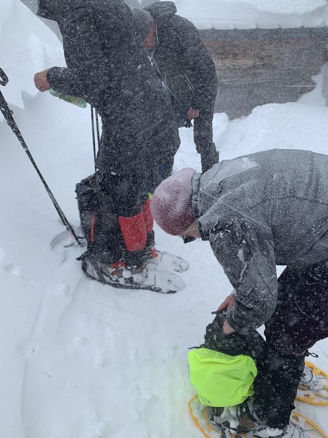 Schneeschuhwanderung in Gargellen - Image 20