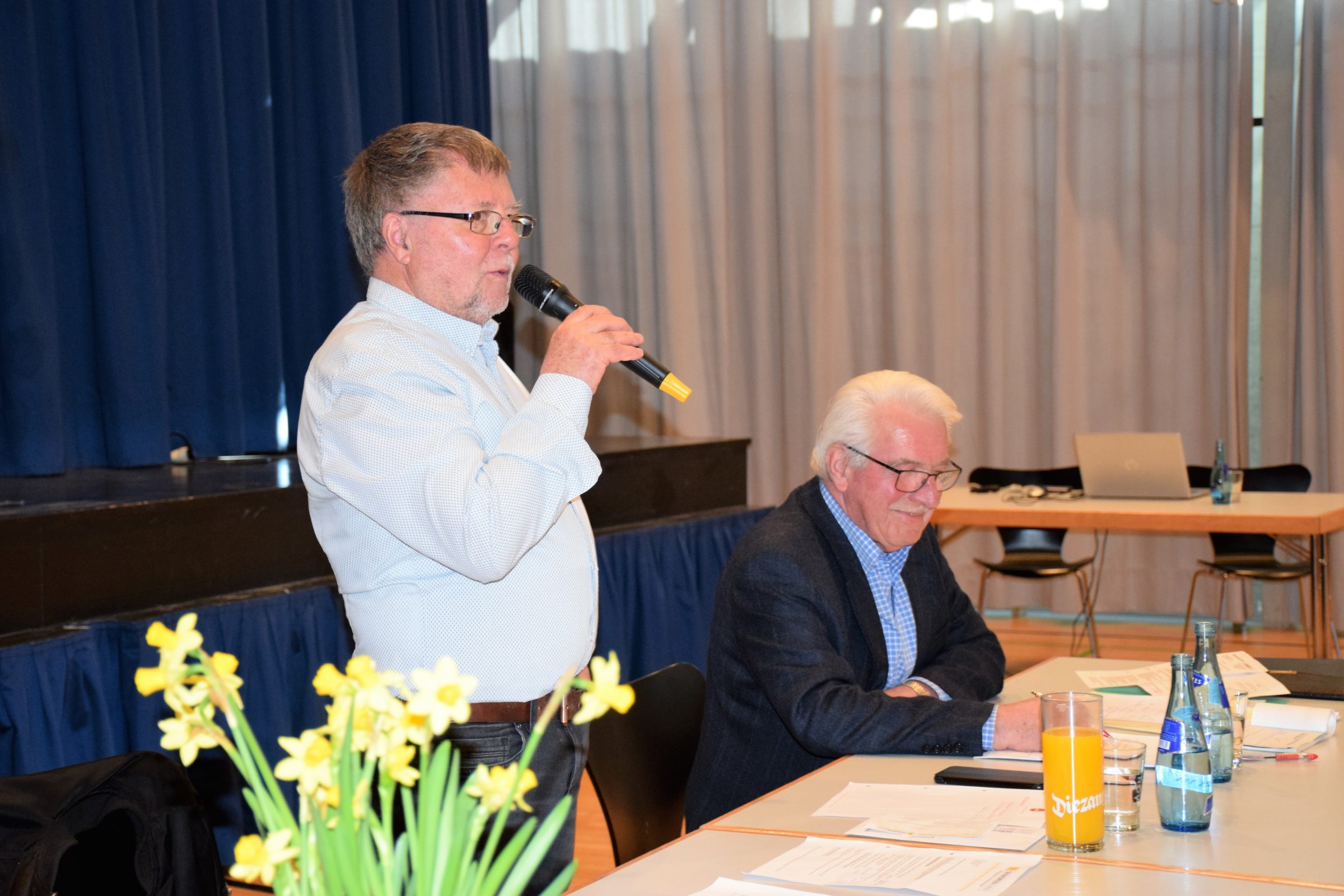 Jahreshauptversammlung Seniorenbund Zwischenwasser