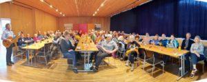 Vortrag Südtiroler-Siedlung von Dr. Josef Concin