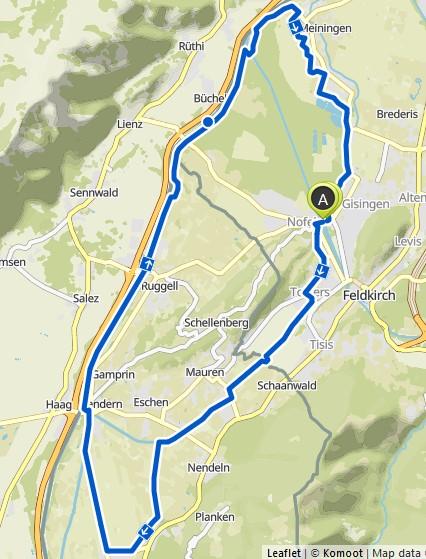 Liechtenstein-Runde - Image 1