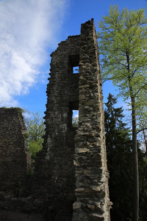 Burgruine Alt Ems - Slide 5