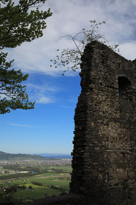Burgruine Alt Ems - Slide 3