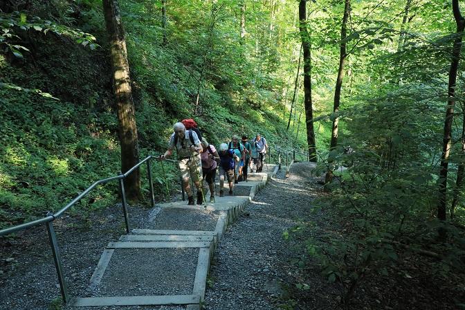 Gütle-Rappenloch-Alploch-Kirchle - Image 6