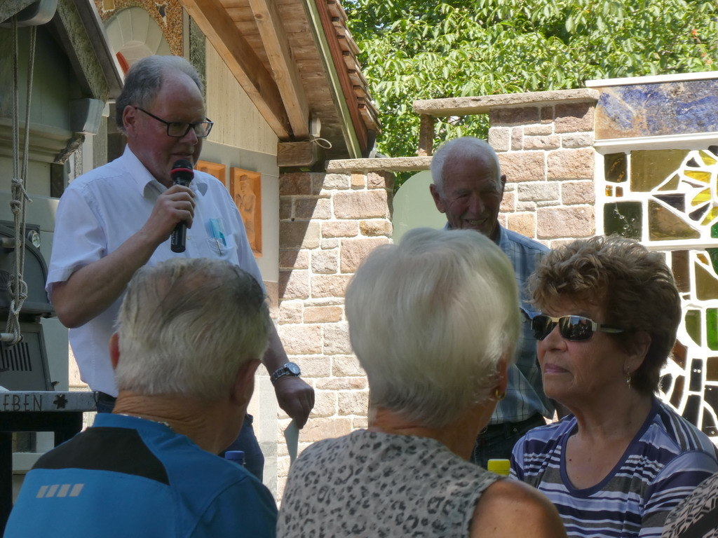 Sommerhock beim Seniorenbund Götzis