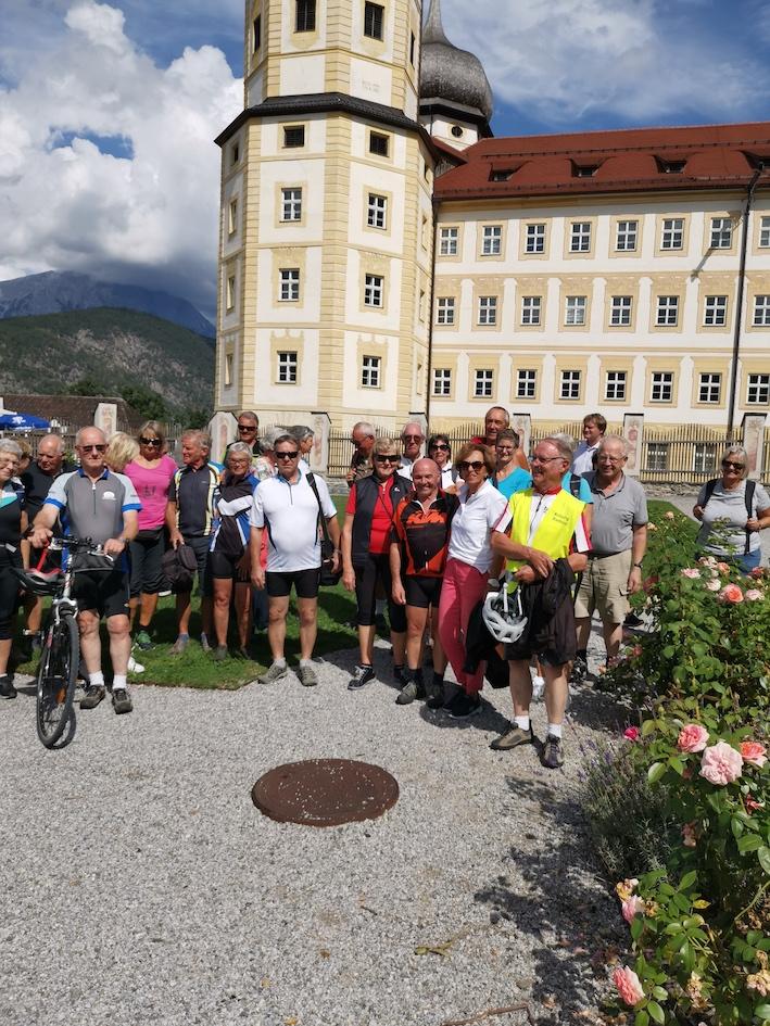 Seniorenbund Bregenz auf Radtour im Tiroler Inntal - Image 12