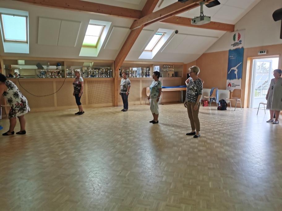 Tanznachmittage beim Seniorenbund Höchst
