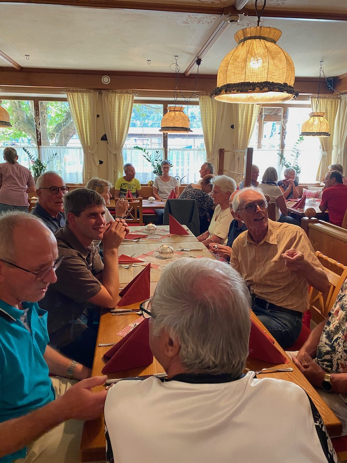 Seniorenbund Bregenz auf Radtour im Tiroler Inntal - Image 9