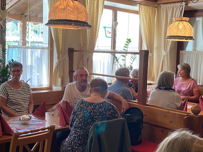 Seniorenbund Bregenz auf Radtour im Tiroler Inntal - Image 3