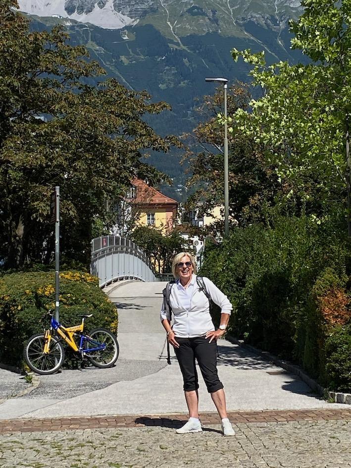 Seniorenbund Bregenz auf Radtour im Tiroler Inntal - Image 14