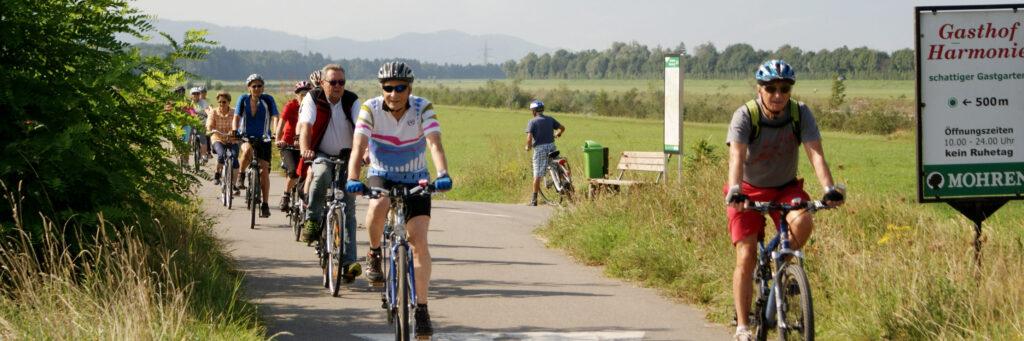 Einladung 20. Radsternfahrt – Koblach