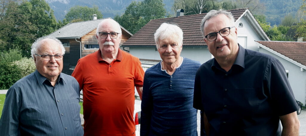 Seniorenbund Hohenems mit neuem Sicherheitsbeauftragtem