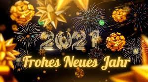 Glück- und Segenswünsche für das Neue Jahr!