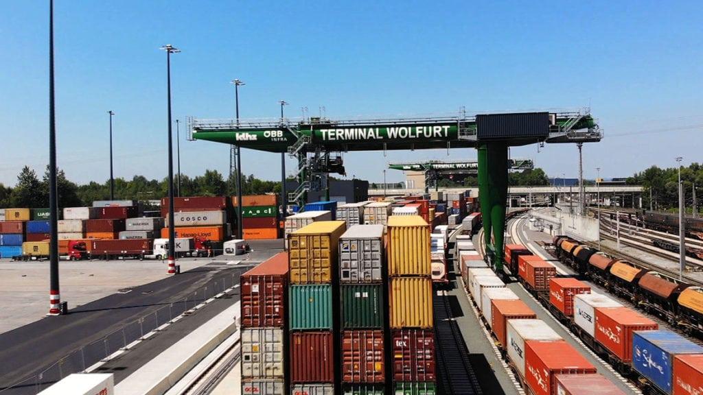 Besichtigung Güterbahnhof Wolfurt