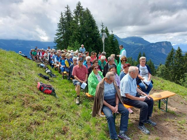 Bergmesse Schwende-Alpe - Image 5