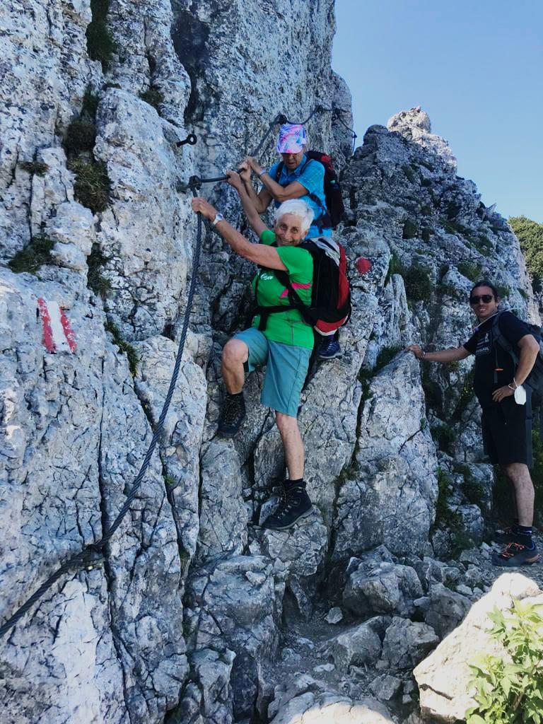 Wanderwoche vom 21. bis 25. Juni 2021 am Walchsee - Image 11