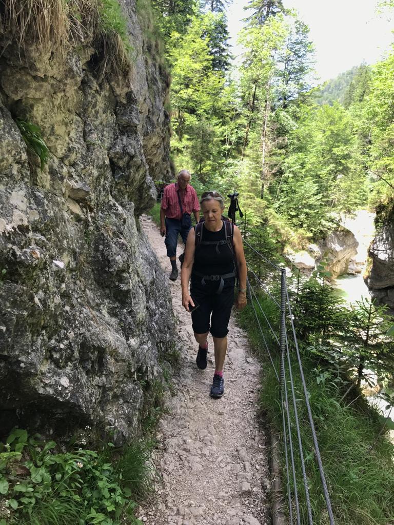 Wanderwoche vom 21. bis 25. Juni 2021 am Walchsee - Image 4