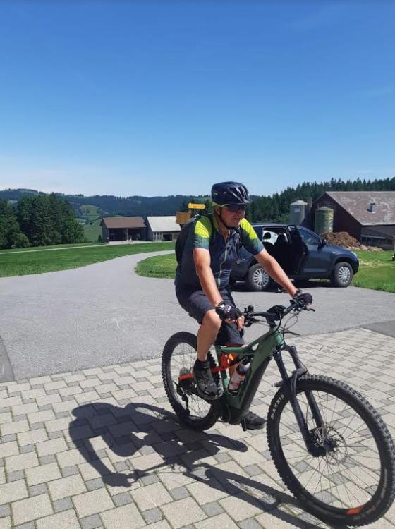 Seniorenbund  OG -Sulzberg  –  Bike-Tour ins Appenzell - Image 5