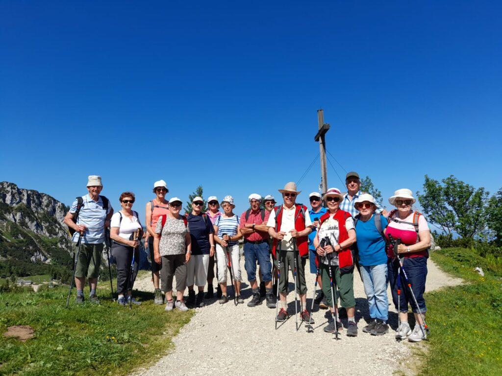 Wanderwoche vom 21. bis 25. Juni 2021 am Walchsee