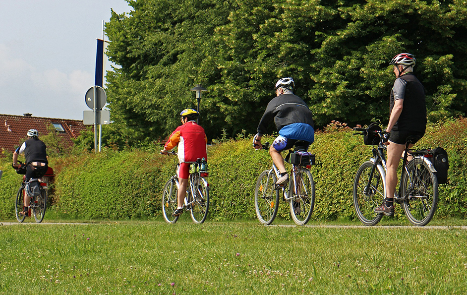 Einladung zur Radsternfahrt nach Koblach - Slide