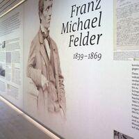 F.M. Felder-Weg Schoppernau