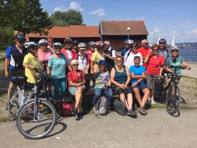 Radtour rund um den Ammersee am 11.8.2021 - Image 17