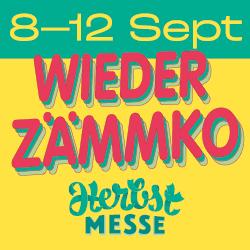 Einladung zur Messe Dornbirn  vom 8. – 12. September 2021